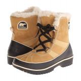 Boots femei SOREL Tivoli II | 100% originali | Livrare cca 10 zile lucratoare | Aducem pe comanda orice produs din SUA - Cizma dama Sorel, Piele intoarsa, Camel