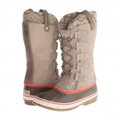 Boots femei SOREL Joan Of Arctic™ Knit   100% originali   Livrare cca 10 zile lucratoare   Aducem pe comanda orice produs din SUA, Bej, Cauciuc