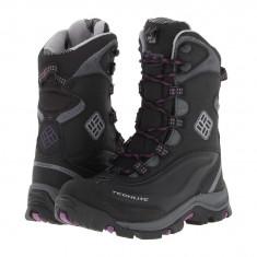 Boots femei Columbia Bugaboot™ Plus II XTM Omni-Heat™ | 100% originali | Livrare cca 10 zile lucratoare | Aducem pe comanda orice produs din SUA - Cizma dama Columbia, Negru