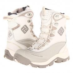 Boots femei Columbia Bugaboot™ Plus II Omni-Heat™ | 100% originali | Livrare cca 10 zile lucratoare | Aducem pe comanda orice produs din SUA - Gheata dama Columbia, Alb