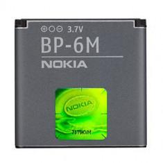 Baterie Nokia 3250 6151 6233 6234 6280 6288 9300 N73 N93 BP-6M Originala Swap, Li-ion