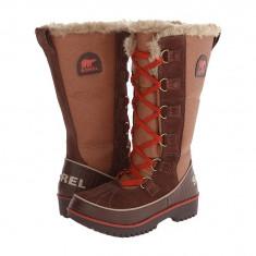 Boots femei SOREL Tivoli™ High II | 100% originali | Livrare cca 10 zile lucratoare | Aducem pe comanda orice produs din SUA - Cizma dama Sorel, Cauciuc, Maro
