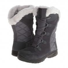 Boots femei Columbia Ice Maiden™ II | 100% originali | Livrare cca 10 zile lucratoare | Aducem pe comanda orice produs din SUA - Cizma dama Columbia, Gri