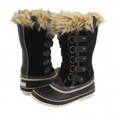 Boots femei SOREL Joan Of Arctic™ II   100% originali   Livrare cca 10 zile lucratoare   Aducem pe comanda orice produs din SUA, Negru, Cauciuc