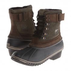 Boots femei SOREL Winter Fancy™ Lace II   100% originali   Livrare cca 10 zile lucratoare   Aducem pe comanda orice produs din SUA, Maro, Cauciuc