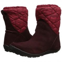 Boots femei Columbia Minx™ Pull On Omni-Heat™ | 100% originali | Livrare cca 10 zile lucratoare | Aducem pe comanda orice produs din SUA - Cizma dama Columbia, Violet