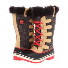 Boots femei SOREL Tofino Herringbone™/Nylon | 100% originali | Livrare cca 10 zile lucratoare | Aducem pe comanda orice produs din SUA - Cizma dama Sorel, Cauciuc, Multicolor