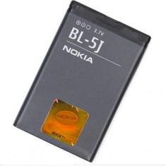 Baterie Nokia 520 525 5800 5230 N900 X6 C3 Asha 200 201 BL-5J Originala Swap A, Alt model telefon Nokia, Li-ion