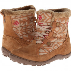 Boots femei Columbia Minx™ Shorty Omni-Heat™ | 100% originali | Livrare cca 10 zile lucratoare | Aducem pe comanda orice produs din SUA, Maro