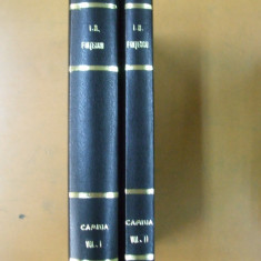 I. N. Fintescu Cambia Dupa legile in vigoare in V. Regat Buc. si Trans. 2 vol, Alta editura