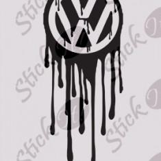 VW_Sticker Auto_Tuning Cod: CSTA-583 - Orice culoare, Orice model pe comanda - Stickere tuning