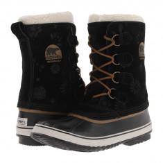 Boots femei SOREL 1964 PAC Graphic™ 13 | 100% originali | Livrare cca 10 zile lucratoare | Aducem pe comanda orice produs din SUA - Cizma dama Sorel, Cauciuc, Negru