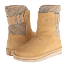 Boots femei SOREL The Campus™ | 100% originali | Livrare cca 10 zile lucratoare | Aducem pe comanda orice produs din SUA - Cizma dama Sorel, Piele intoarsa, Multicolor
