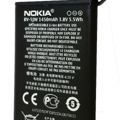 Baterie Nokia Lumia 800 N9 BV-5JW Originala Swap A, Li-ion