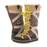 Boots femei SOREL Glacy Explorer™ | 100% originali | Livrare cca 10 zile lucratoare | Aducem pe comanda orice produs din SUA - Cizma dama Sorel, Multicolor