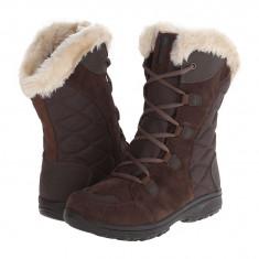 Boots femei Columbia Ice Maiden™ II | 100% originali | Livrare cca 10 zile lucratoare | Aducem pe comanda orice produs din SUA - Cizma dama Columbia, Maro