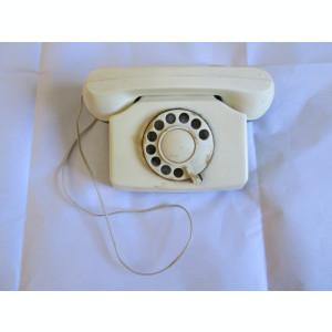 TELEFON JUCARIE COLECTIE PLASTIC DIN ANII 80