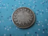 5 francs / franci 1834 W Louis Philippe, argint, Europa