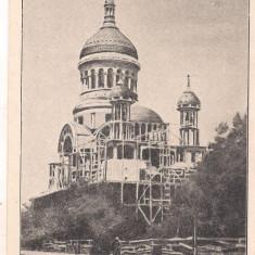 #carte postala(ilustrata)-CLUJ-Catedrala Ortodoxa Romana ultimul an al constructiei anul 1927 RARA