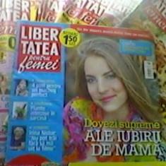 COLECTIE REVISTA LIBERTATEA PENTRU FEMEI - 20 REVISTE - Revista femei