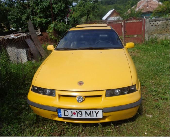 Opel Calibra foto mare