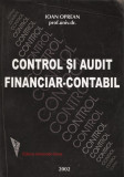 IOAN OPREAN - CONTROL SI AUDIT FINANCIAR CONTABIL { 2002, 304 p.}