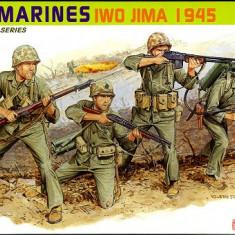 + Macheta 1/35 Dragon 6408 - US Marines Iwo Jima '45 Premium Edition +
