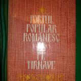 Portul popular romanesc de pe Tirnave ( cu 148 figurisi si 18 planse)-N. Dunare - Carte Arta populara