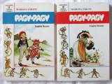 """PAGY - PAGY. English Reader"", Vol. 1+2, Mariana Taranu, 1996. Carti noi, Alta editura"