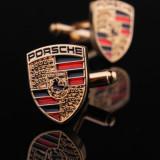 Butoni noi Porsche  logo emblema Cayman Boxster Cayenne 911 + cutie simpla