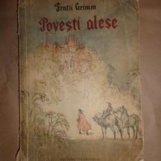 Fratii Grimm (povesti-Helmut Arz)-Fratii Grimm - Carte de povesti