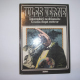 Jules Verne - Intamplari neobisnuite. Goana dupa meteor, RF6/2 - Carte de aventura