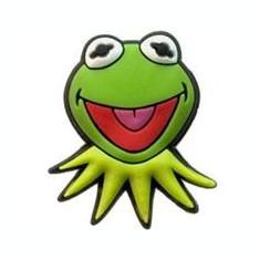 jibbitz CROCS - bijuterii/accesorii pentru saboti Muppets show -Kermit the frog