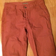 Pantaloni Lc Waikiki Xside originali - Pantaloni barbati, Marime: 42, Culoare: Orange, Orange, Lungi