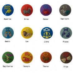 Jibbitz CROCS - bijuterii/accesorii pentru saboti de guma - zodiac