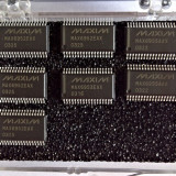 MAX6955AAX - LED Display Driver with I/O Expander and Key Scan - 36pini SSOP