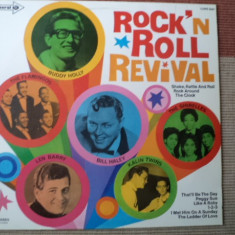 Rock N Roll Revival disc vinyl lp mca records germany muzica rock anii 50 60 - Muzica Rock & Roll, VINIL
