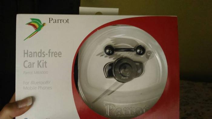 Vand Hands free Parrot MK6000 foto mare