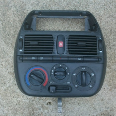 Consola butoane aer Fiat Brava, Bravo, Marea. - Aer conditionat auto, BRAVA (182) - [1995 - 2002]