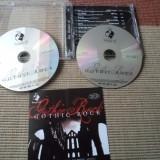 Gothic Rock 2 cd dublu disc muzica gothic rock VARIOUS compilatie editie vest - Muzica Rock