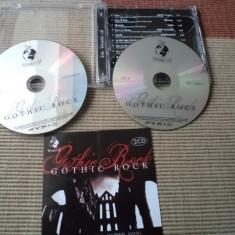 Gothic rock compilatie dublu disc 2 cd muzica gothic rock VARIOUS editie vest