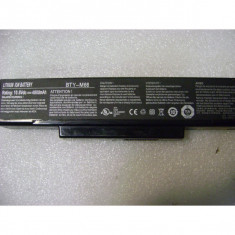 Baterie laptop MSI MS-6833B model BTY-M66