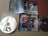 Gothic Spirits vol 15 VARIOUS compilatie 2 cd dublu disc muzica rock gothic goth