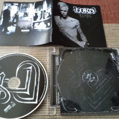 fears lord of the lost gothic cd disc muzica goth rock gothic music 2010 germany