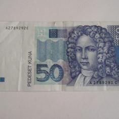 BBS1 - CROATIA - 50 KUNA