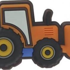 Jibbitz CROCS - bijuterii/accesorii pentru saboti de guma - Construction bulldozer