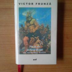 k3 Fire de aur pe blana de oaie: din povestirile Natelei - Victor Frunza