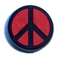 jibbitz CROCS - bijuterii/accesorii pentru saboti de guma -  Peace sign