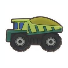 Jibbitz CROCS - bijuterii/accesorii pentru saboti de guma - Construction truck
