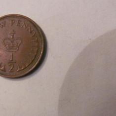 CY - Half penny 1971 Marea Britanie (Anglia)